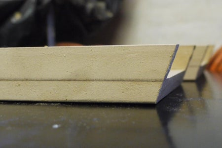 Sawing, Drilling and Gluing