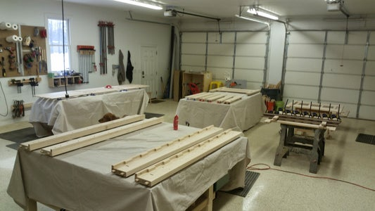 The Boring Part - But Important None the Less: Sanding and Finishing