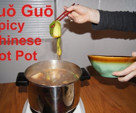 Simple Sichuan Huo Guo (Spicy Hot Pot)