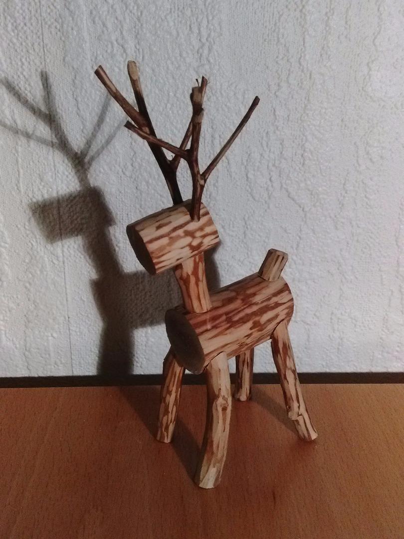 Picture of Wooden Deer