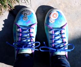 DIY Starwars鞋子