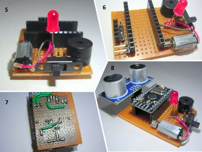 Making the Modules
