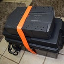 SAVE Your PRINT When the Power Goes Out!  Longterm Battery Backup