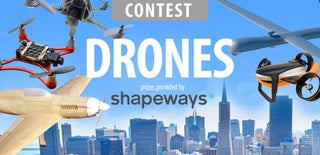 Drones Contest 2016