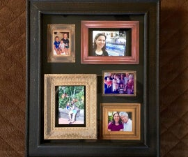 Harry Potter 'Moving' Picture Frame