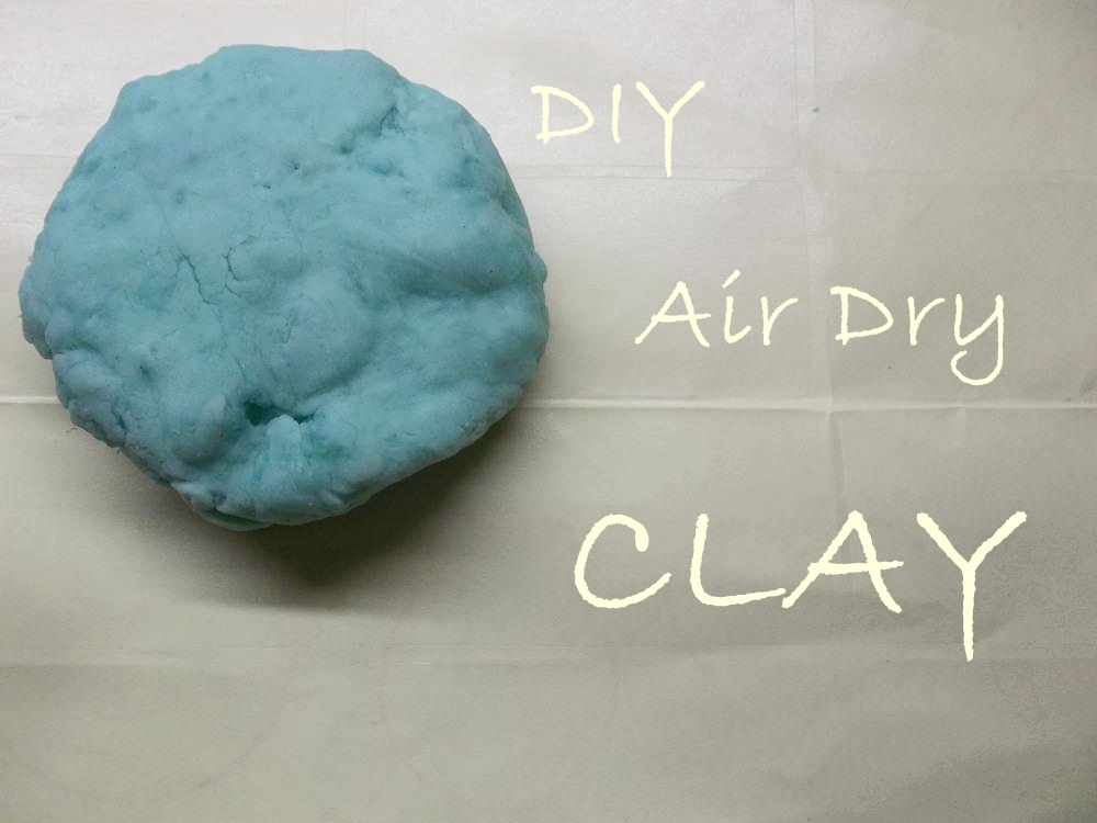 Picture of DIY Air Dry Clay
