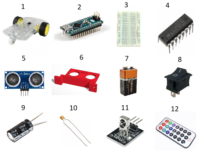 Picture of ​Components