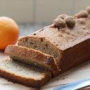 Dutch Kruidnoten and Mandarin Cake Bread