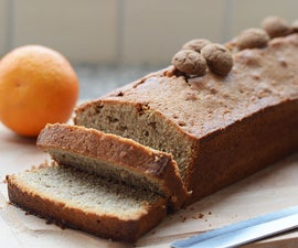 Dutch Kruidnoten and Mandarin Cake Bread