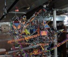 Space Tower (Knex Ball Machine)