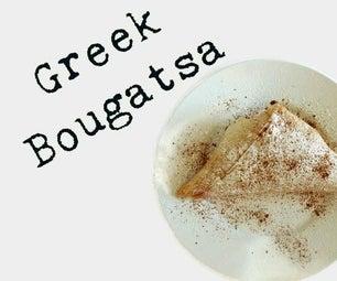 Greek Bougatsa