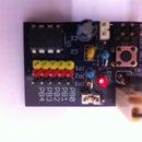 Mini Attiny board  *updated* with programmation