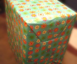 Exploding Booby Trap Gift Box