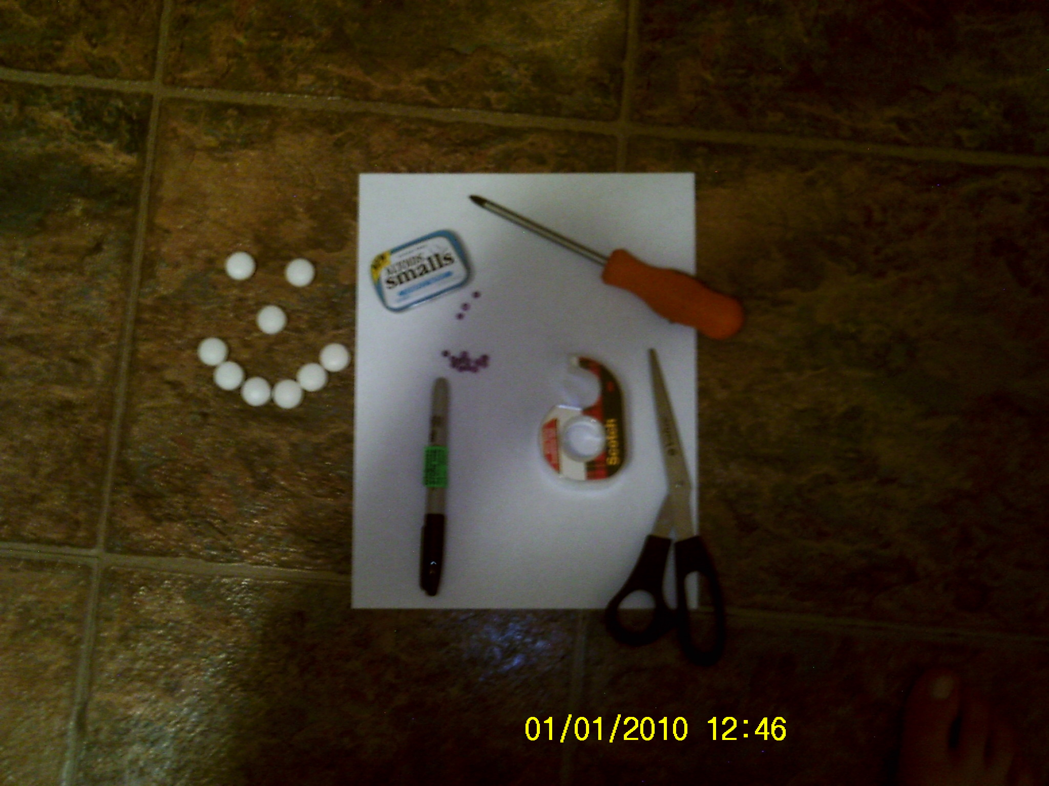 Picture of How to Make a Small Altoids Givaway