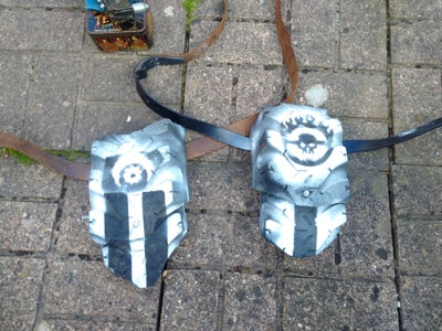 Recycled Truck Tyre Armour