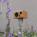 Speaker Box Birdhouse