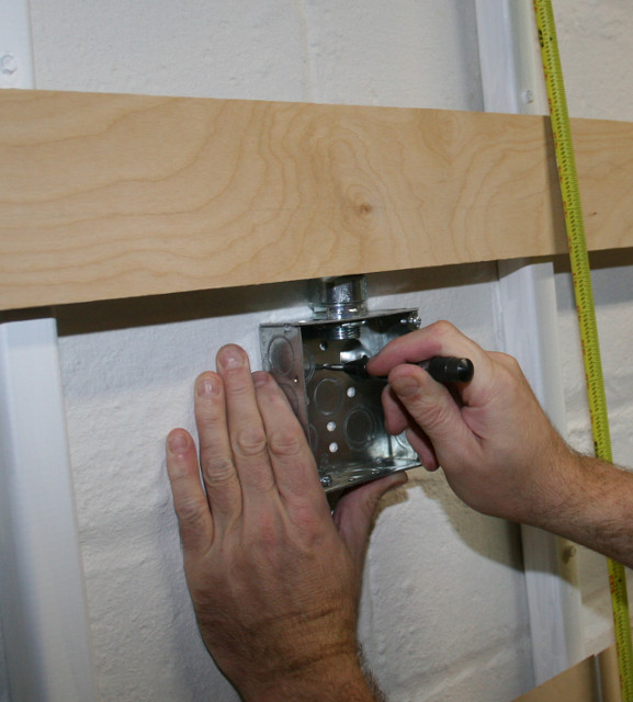Picture of A Diversion - Electrical Outlets
