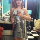 Duct Tape Shirt and Skirt