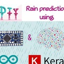 DYI Rain Prediction Using Arduino, Python and Keras