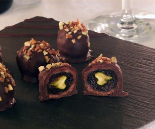 Truffle Schwarz - a Bacon Confection
