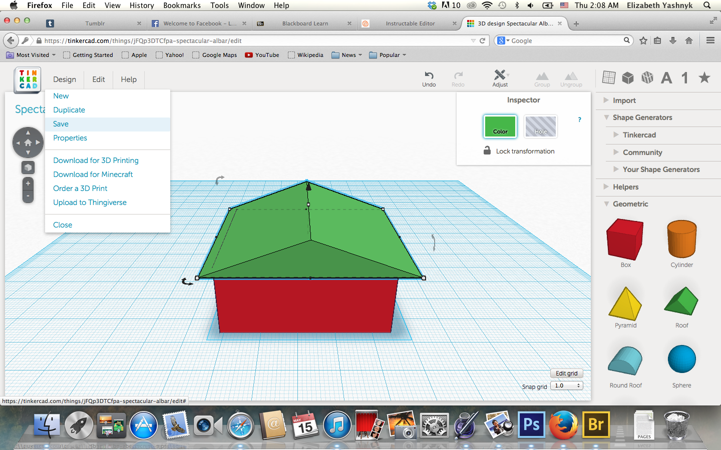 Picture of Tinkercad Tutorial