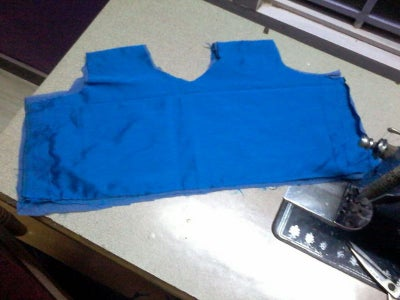 Stitch Bodice and Sleeve