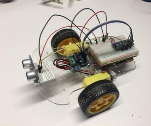 $25 Robot Platform for Teaching Programming