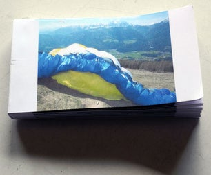 Make a flip-book from almost any movie
