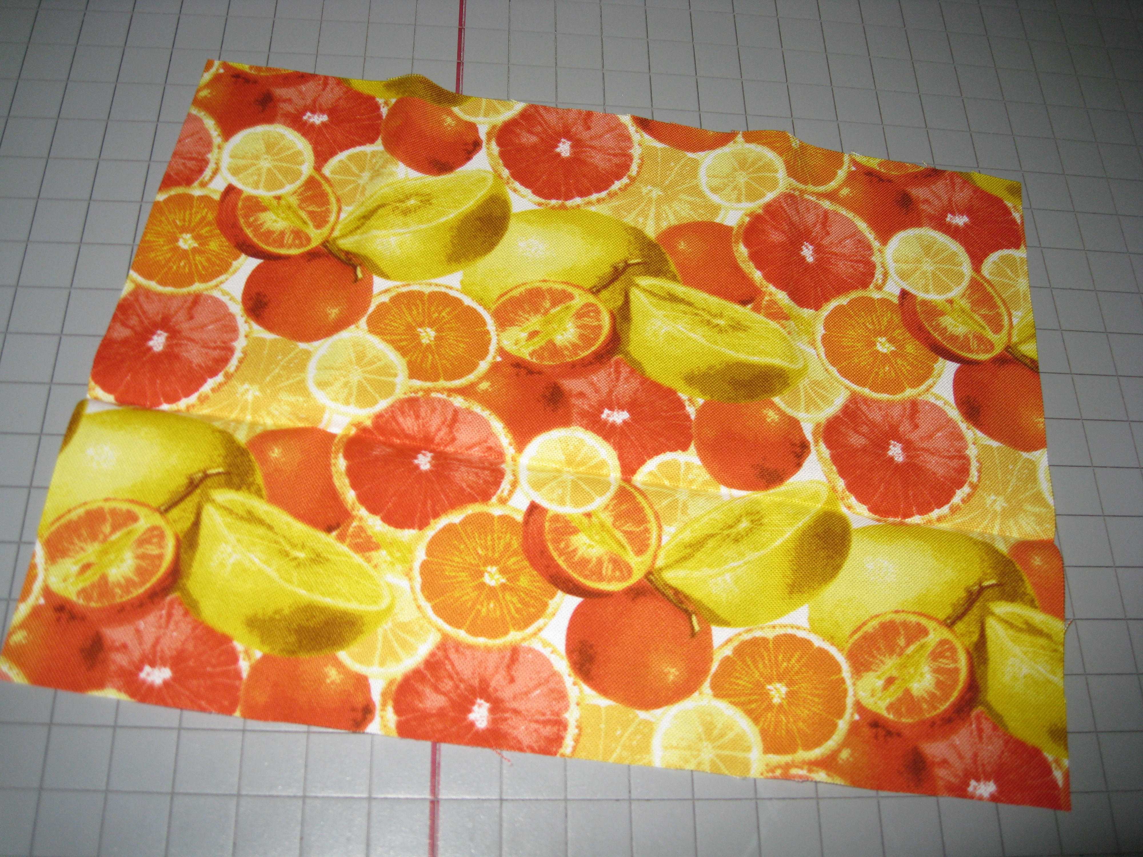 Picture of Making the Inner Bag: