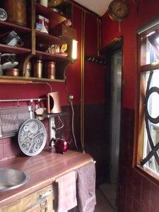 Carriage Lantern , Light Steampunkstyle