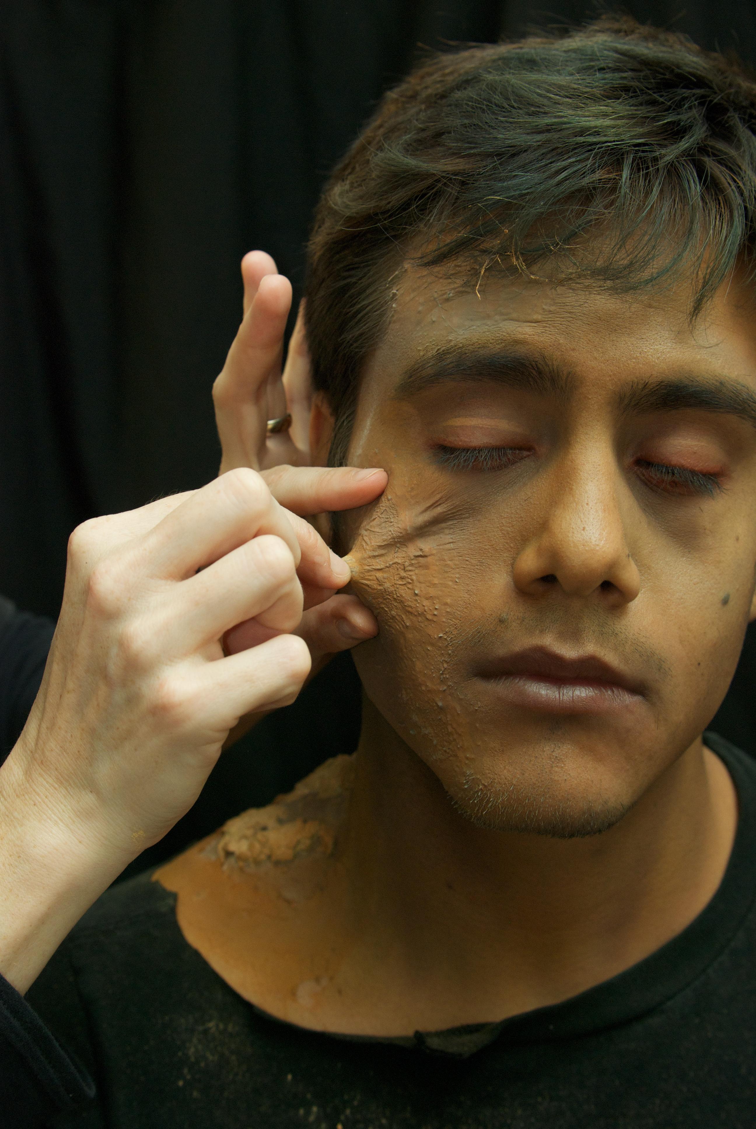 Picture of Open Tear-away Flesh