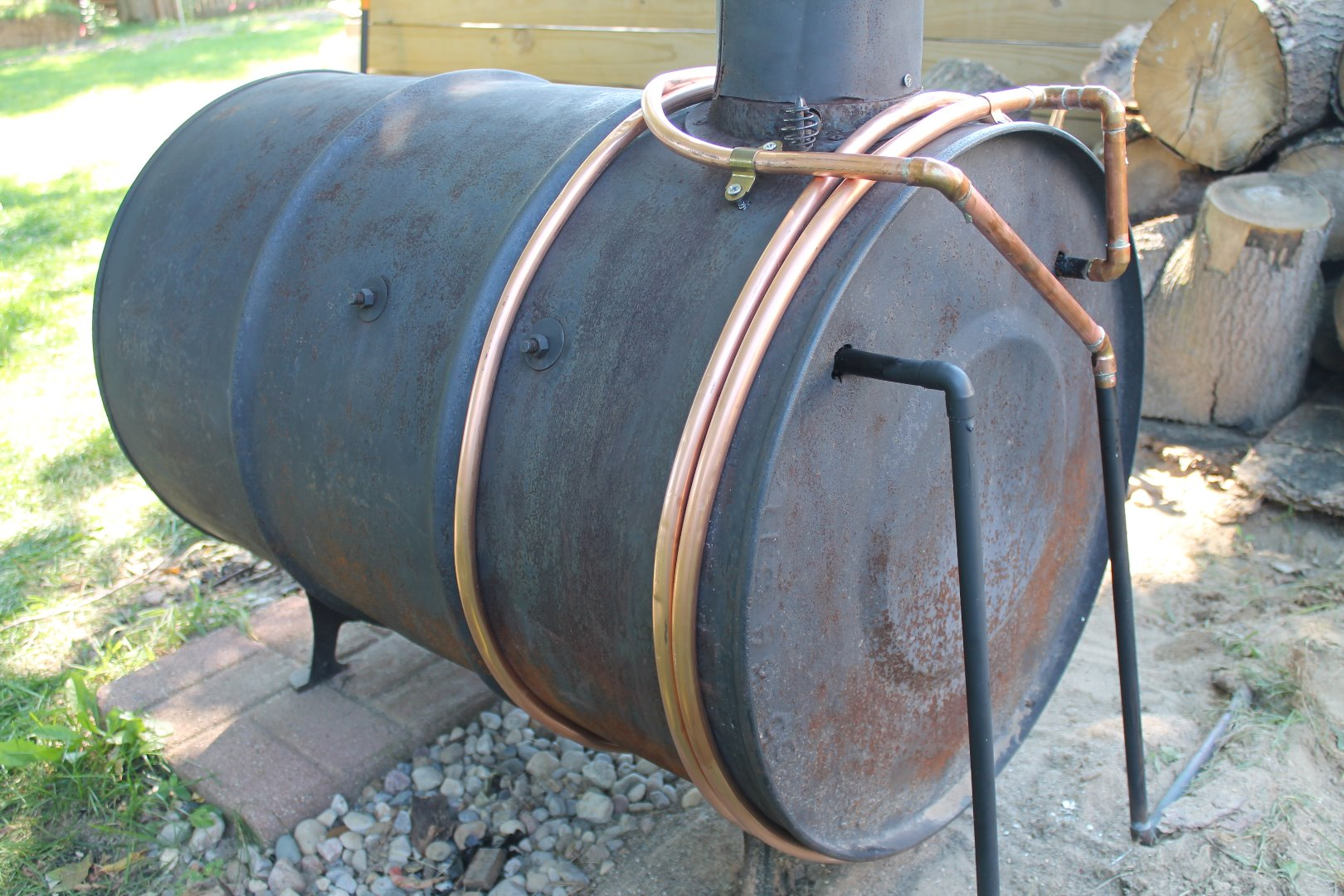 Picture of Step 2.0 - Installing Copper Coil Option 2