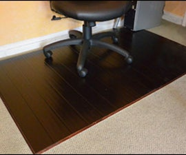 Bamboo Chair Mat