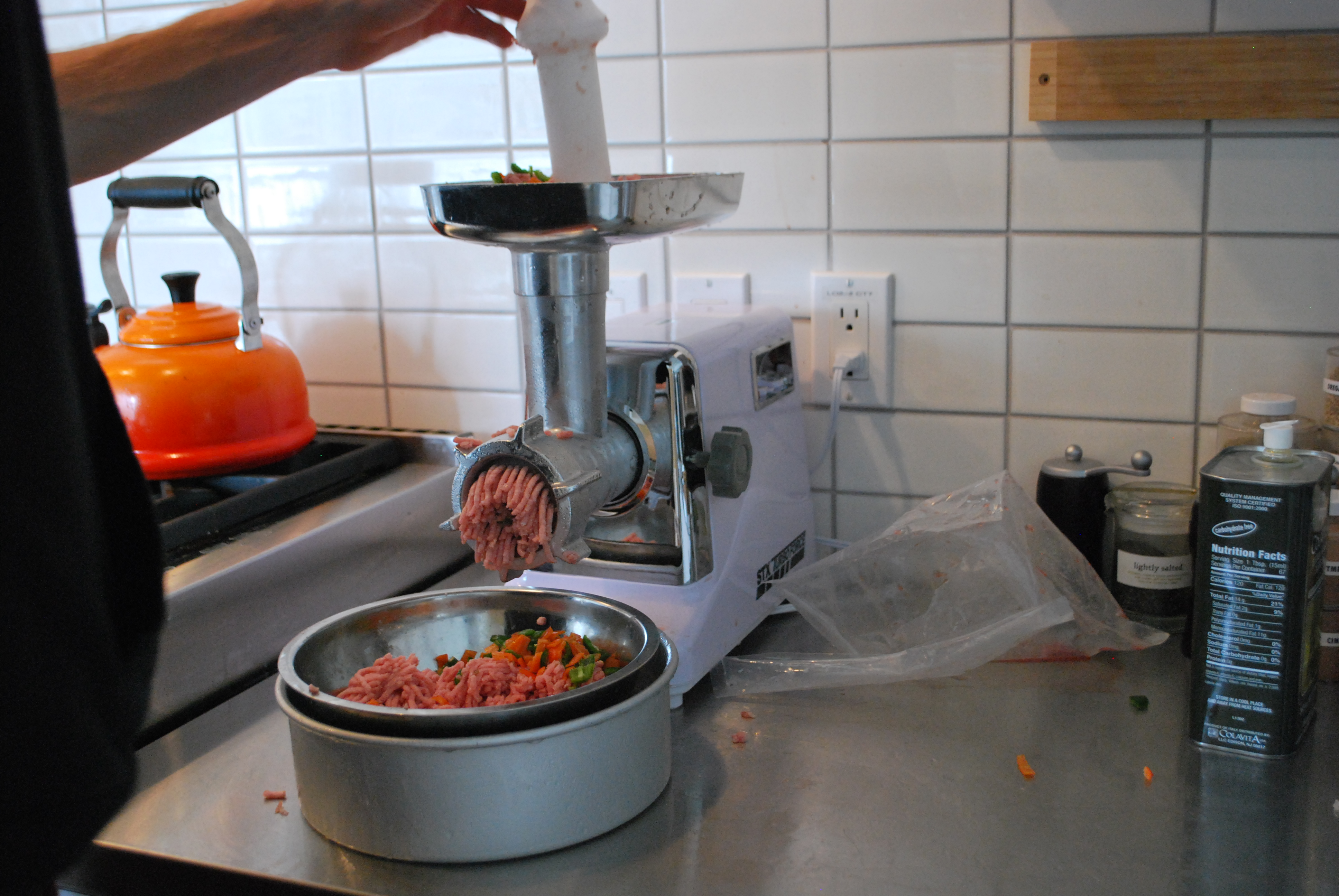 Picture of Meat Preparation