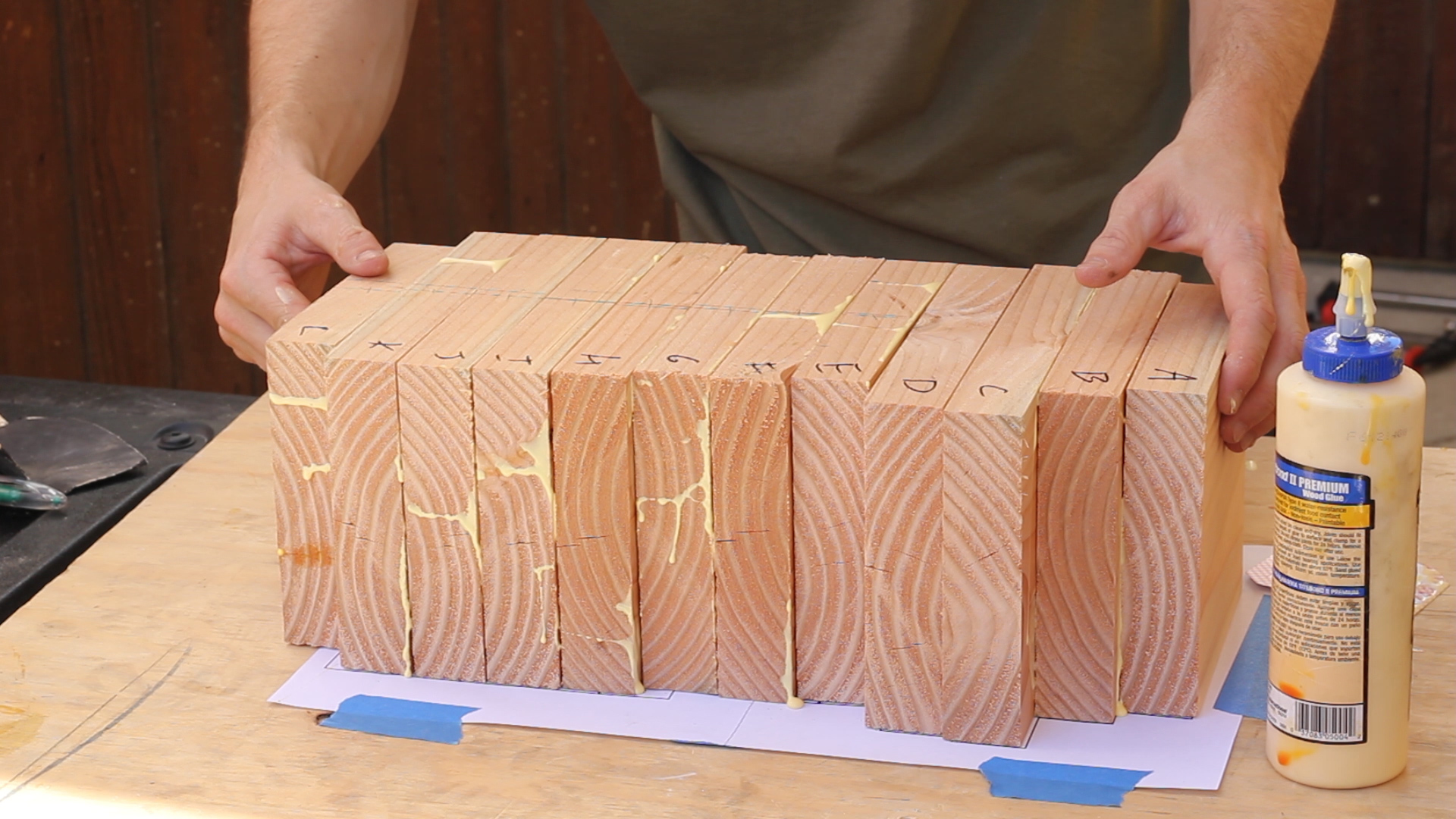 Picture of Stack Lamination