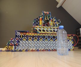 Knex Robotic Bottle Flipper