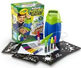 Crayola Airbrush, Constant Air Supply