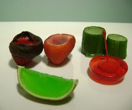 Jello shots without the trash