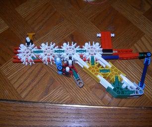 Mykhailo's Knex Pistol.