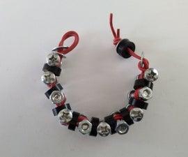 Industrial Bolt Bracelet
