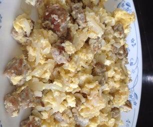 Worlds Best All-In-One Breakfast