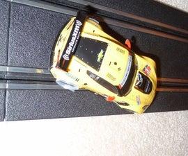 How to make a slot car drift