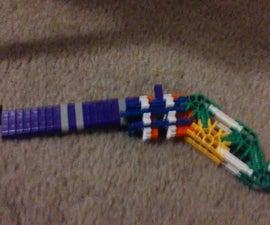 Knex .44 Magnum (simplified Instructions)