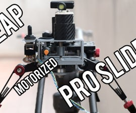 PRO Motorized Slider for Cheap!