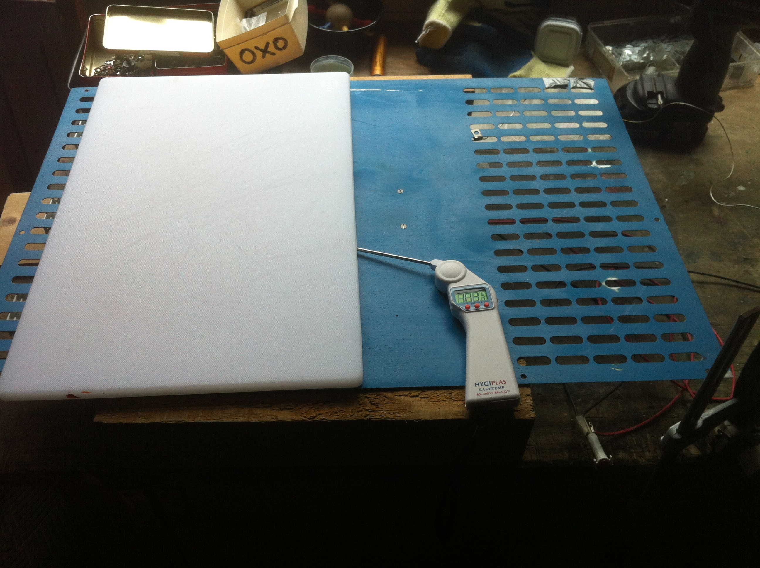 Picture of Heated Drawing Board