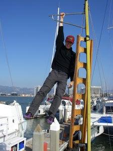 Testing the Mast Bracket