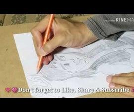How to Draw Aladdin Step by Step #diy