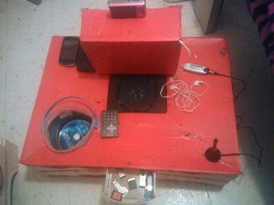 Amazing Electronic Desktop