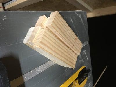 Making the Wall Brackets