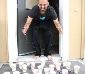 Water Cups Prank